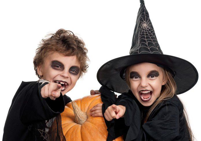 Spielplatzeröffnung - Halloween